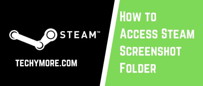 How to Access Steam Screenshot Folder