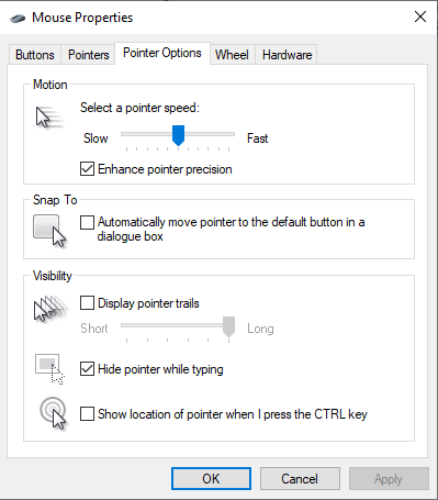 How to Change Mouse Sensitivity