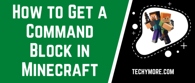 How to Get a Command Block in Minecraft