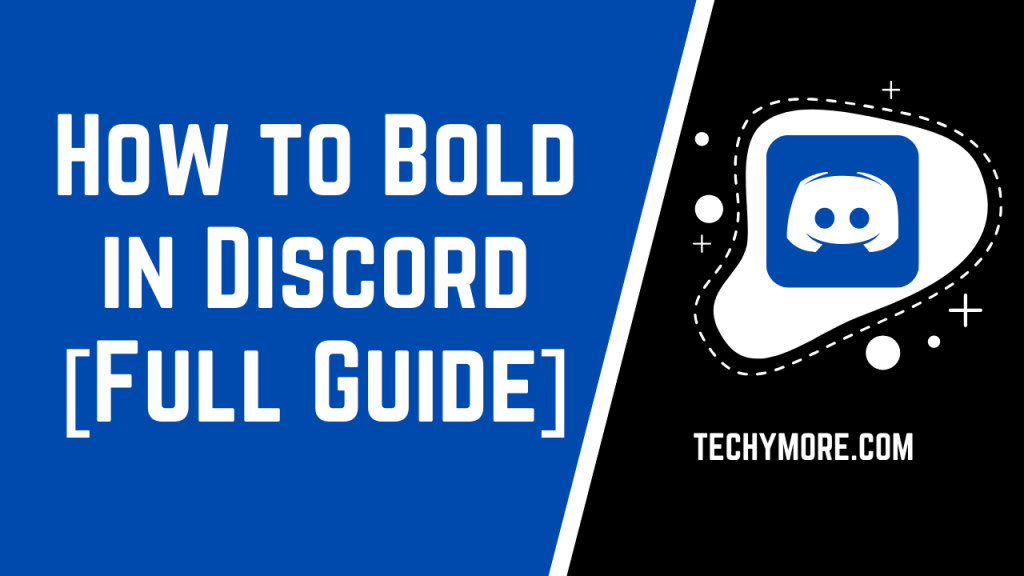 How to Bold in Discord