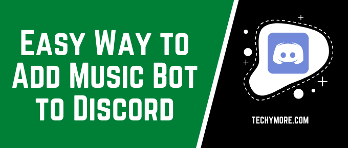 How to Add Music Bot to Discord